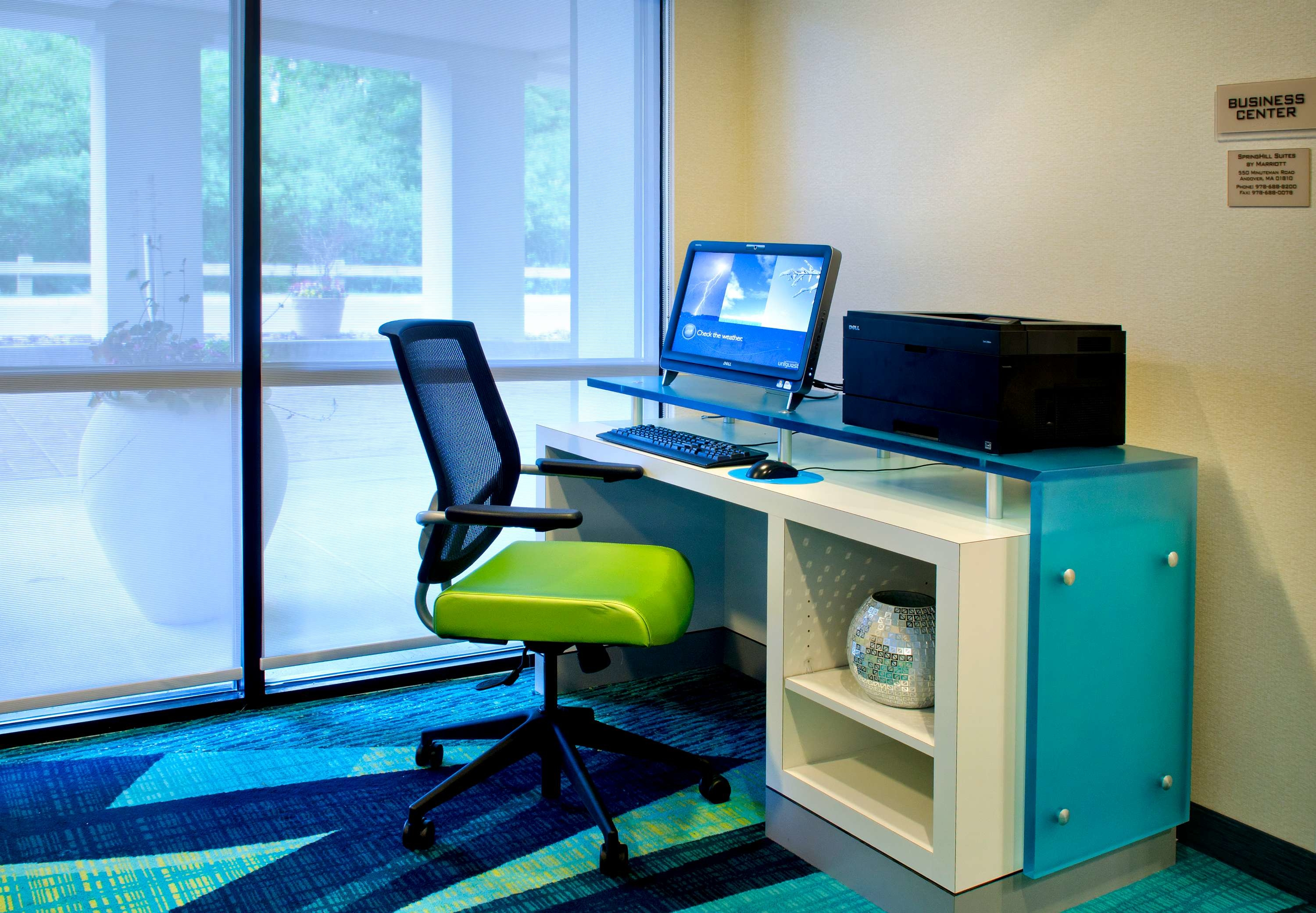 SpringHill Suites by Marriott Boston Andover image 11