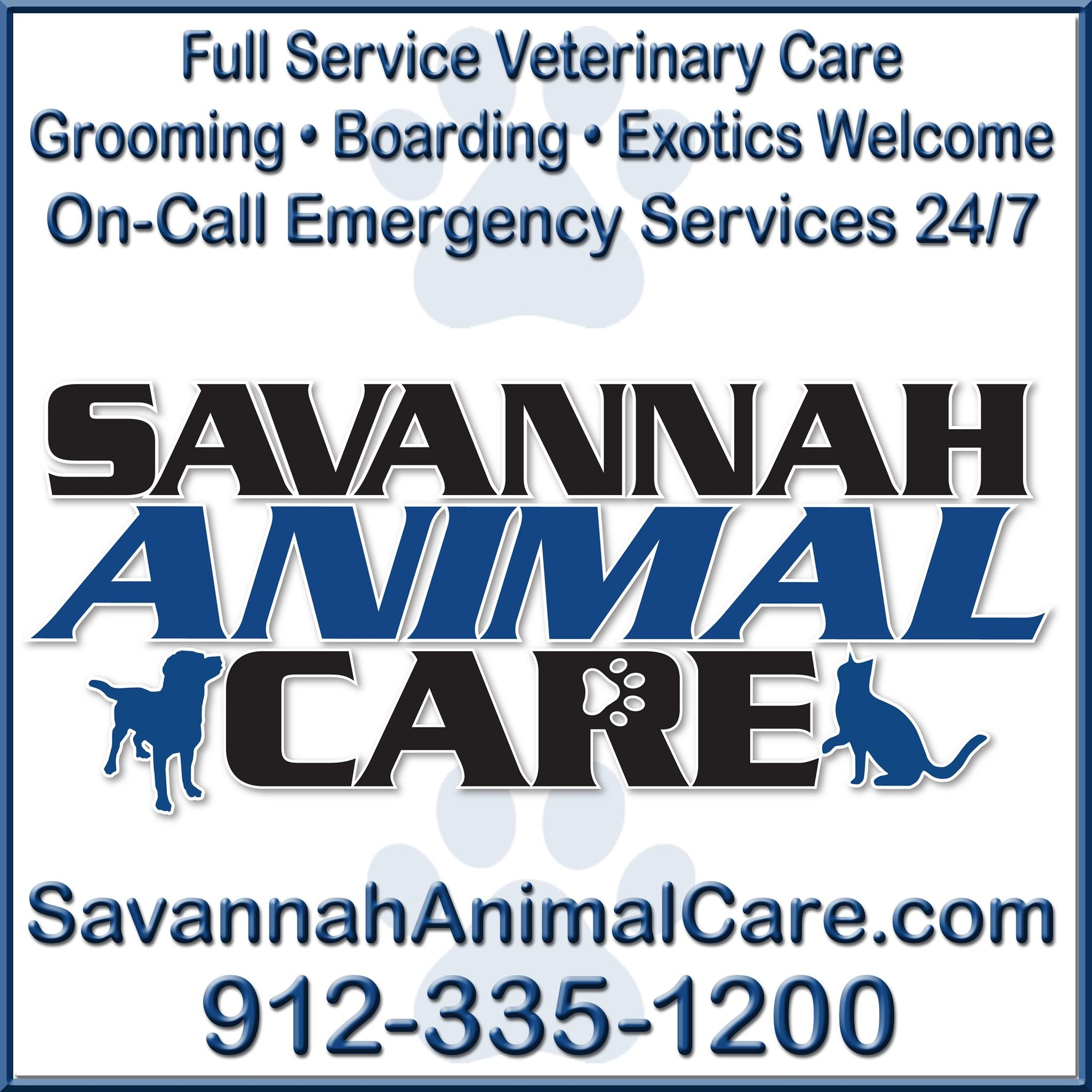 Savannah Animal Care