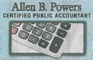 Allen B Powers CPA image 0