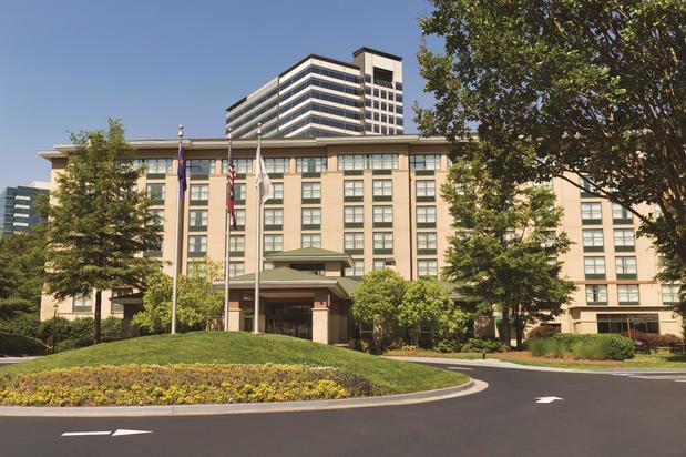 Hilton Garden Inn Atlanta Perimeter Center In Atlanta Ga 30319 Citysearch