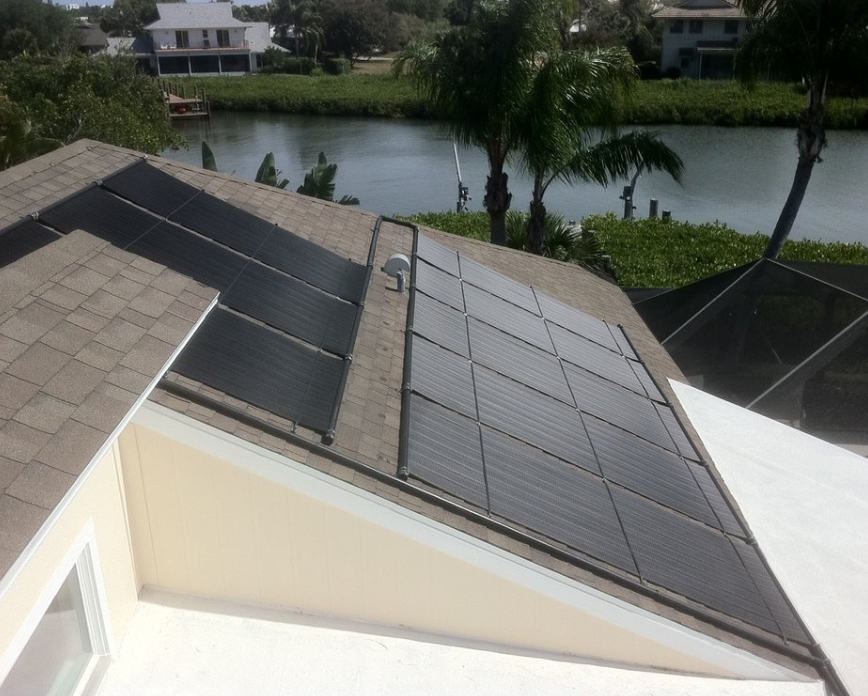 Tryon Pool Heating, Solar and Plumbing in Fort Pierce, FL, photo #7