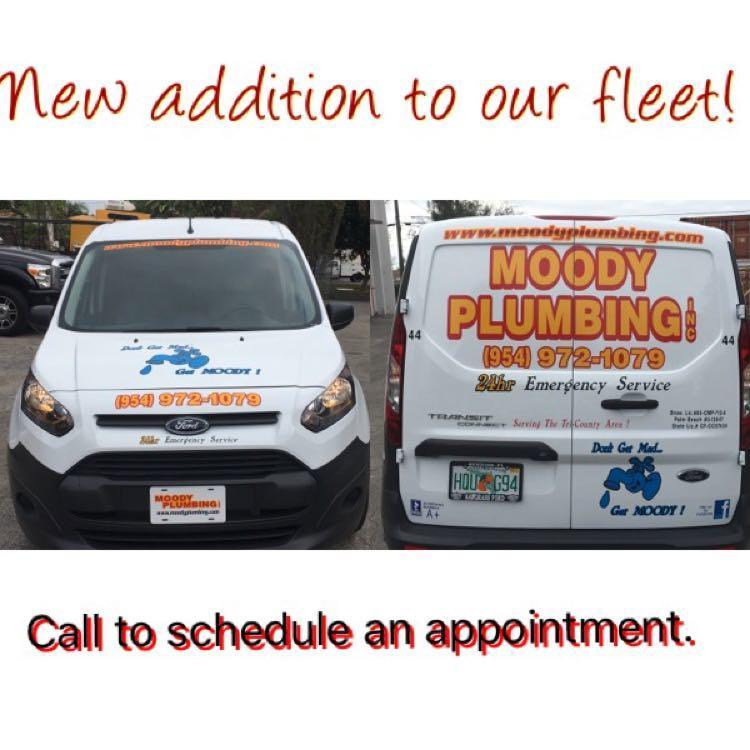 Moody Plumbing Inc. image 1