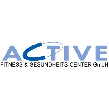Logo von Active Fitness & Gesundheits – Center GmbH