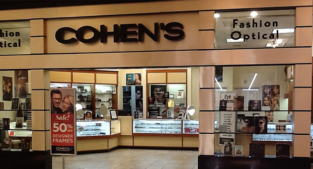 c239c1d0d2 Cohen s Fashion Optical 5065 Main St Westfield Trumbull Mall ...
