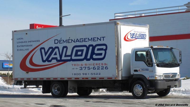 Déménagement Valois Inc in Trois-Rivières