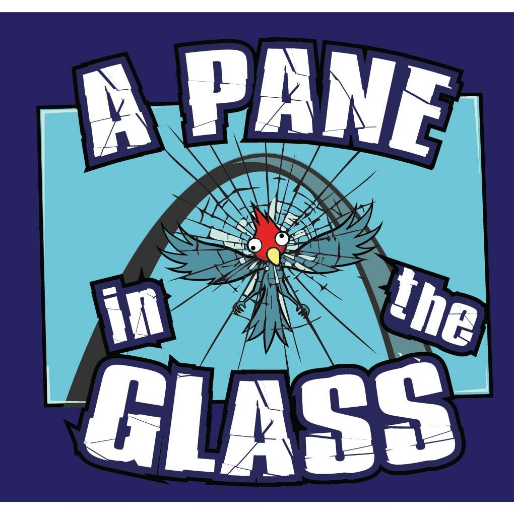 A Pane In The Glass
