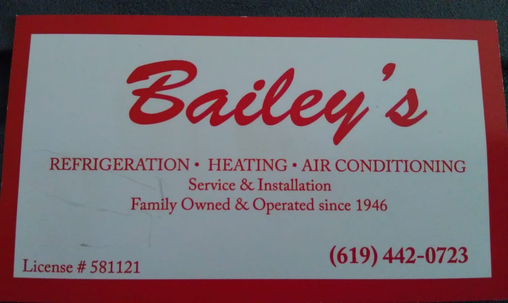 Bailey's Refrigeration Heating & Air Conditioning image 6