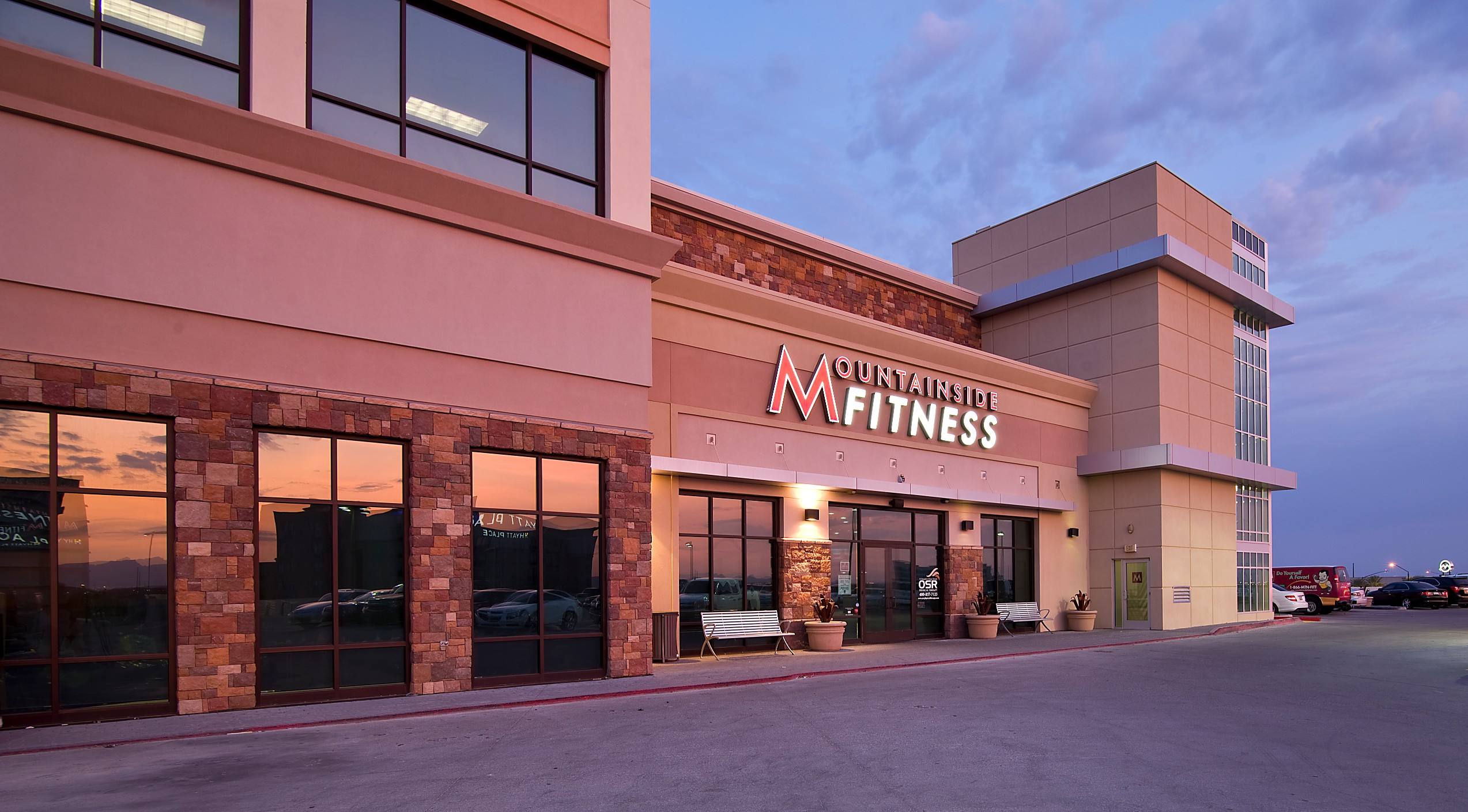 Mountainside Fitness Gilbert image 0