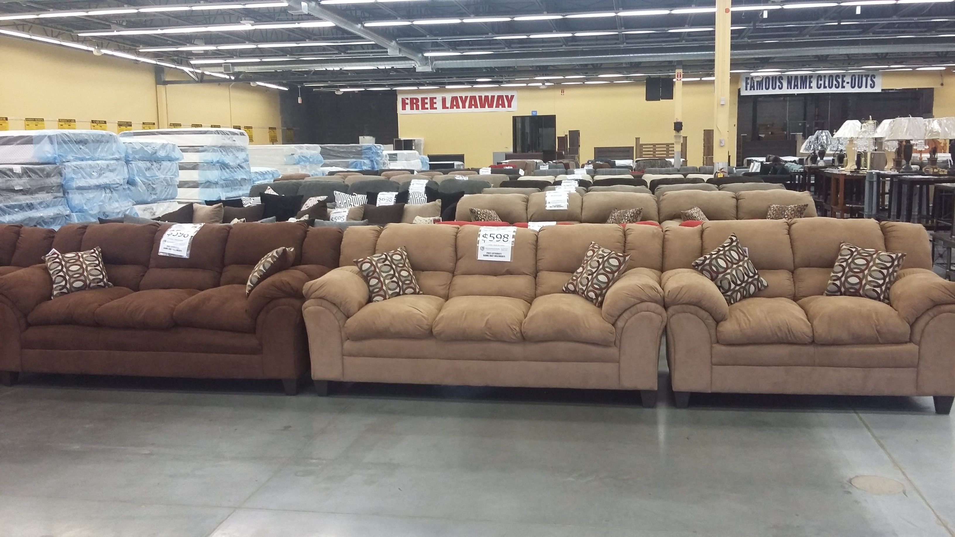 Superieur American Freight Furniture And Mattress   Furniture Store   Wichita, KS  67208