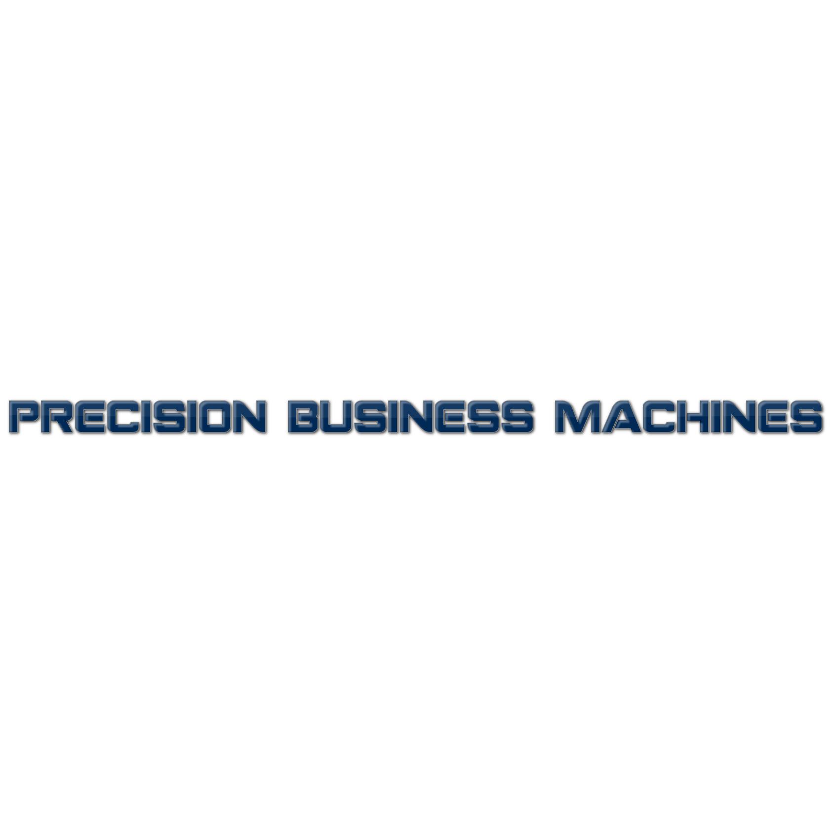 Precision Business Machines image 0