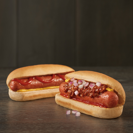 Pursuing Hot Dog Perfectio. We believe there's only one right kind of hot dog. Hot-off-the-grill. Perfectly plump.  All-beef.