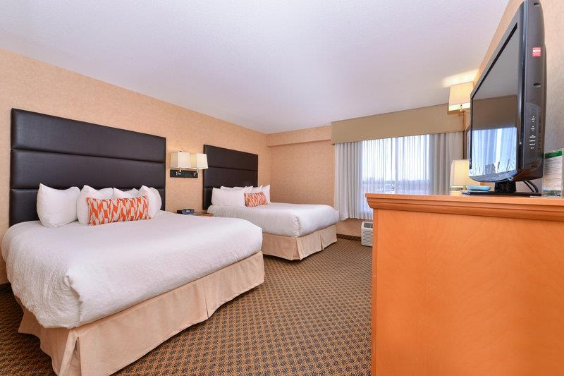 Best Western Plus Regency Inn & Conference Centre in Abbotsford: Two Queen Beds Crown