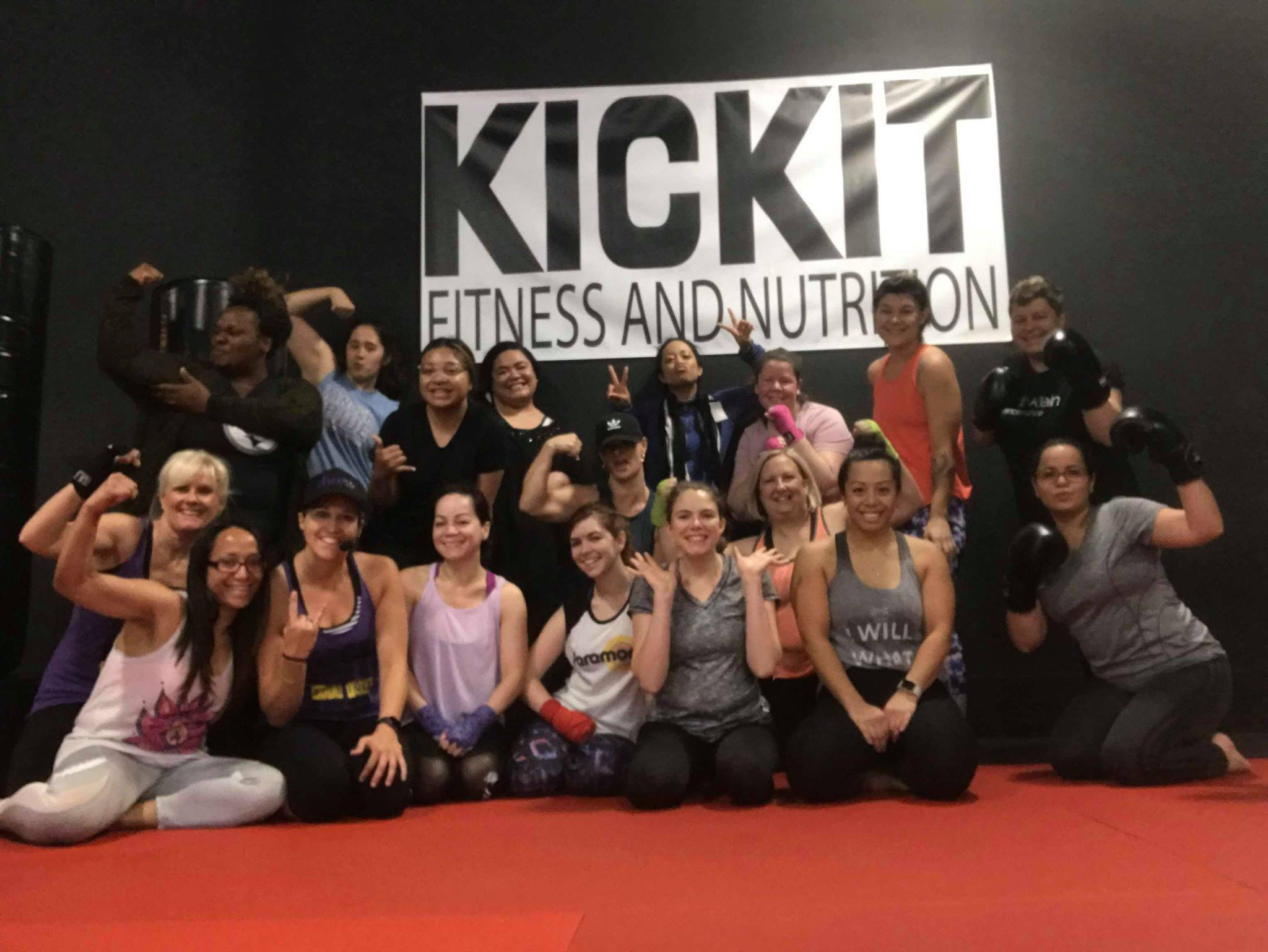KickIt Fitness and Nutrition image 0