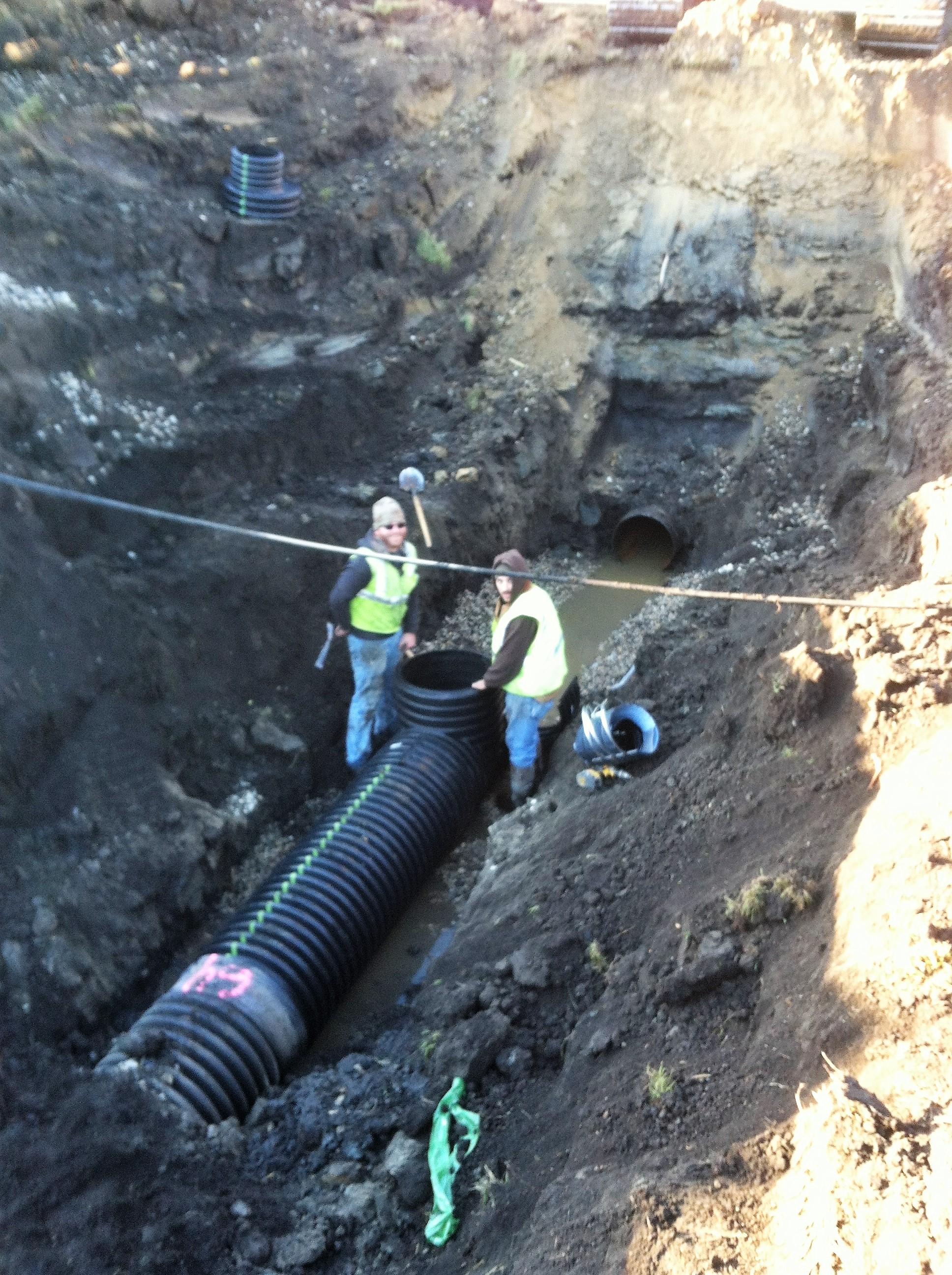 Jensen Excavating And Trucking LLC image 3
