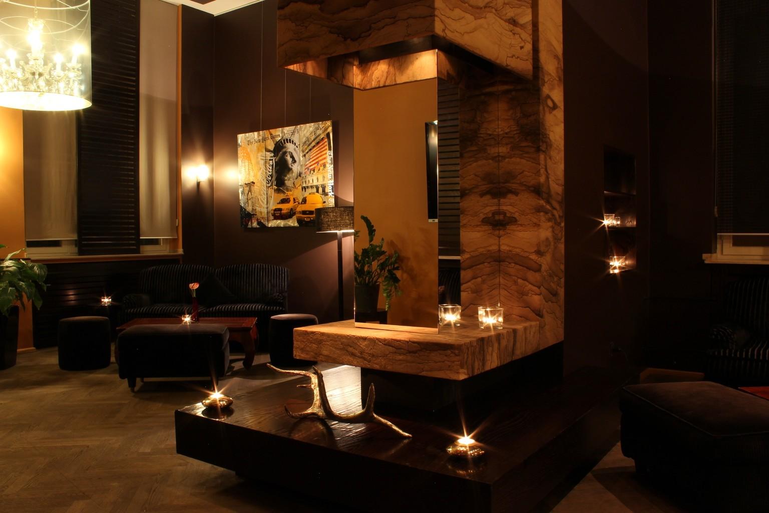 Kameha Lounge Kaminzimmerabend