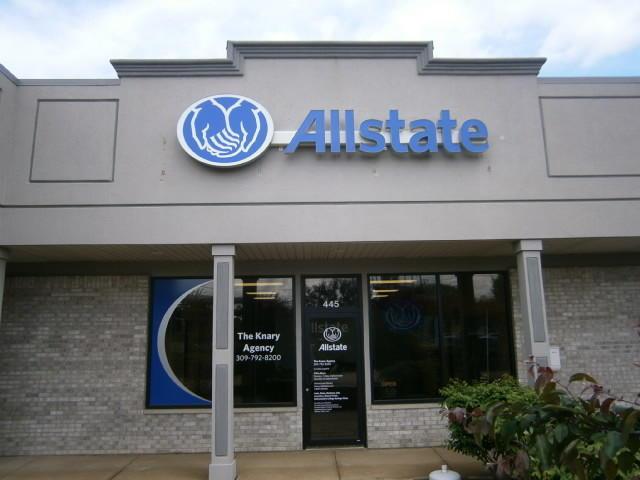 Kraigg Knary: Allstate Insurance