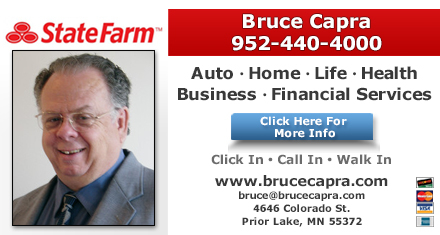 Bruce Capra - State Farm Insurance Agent - ad image