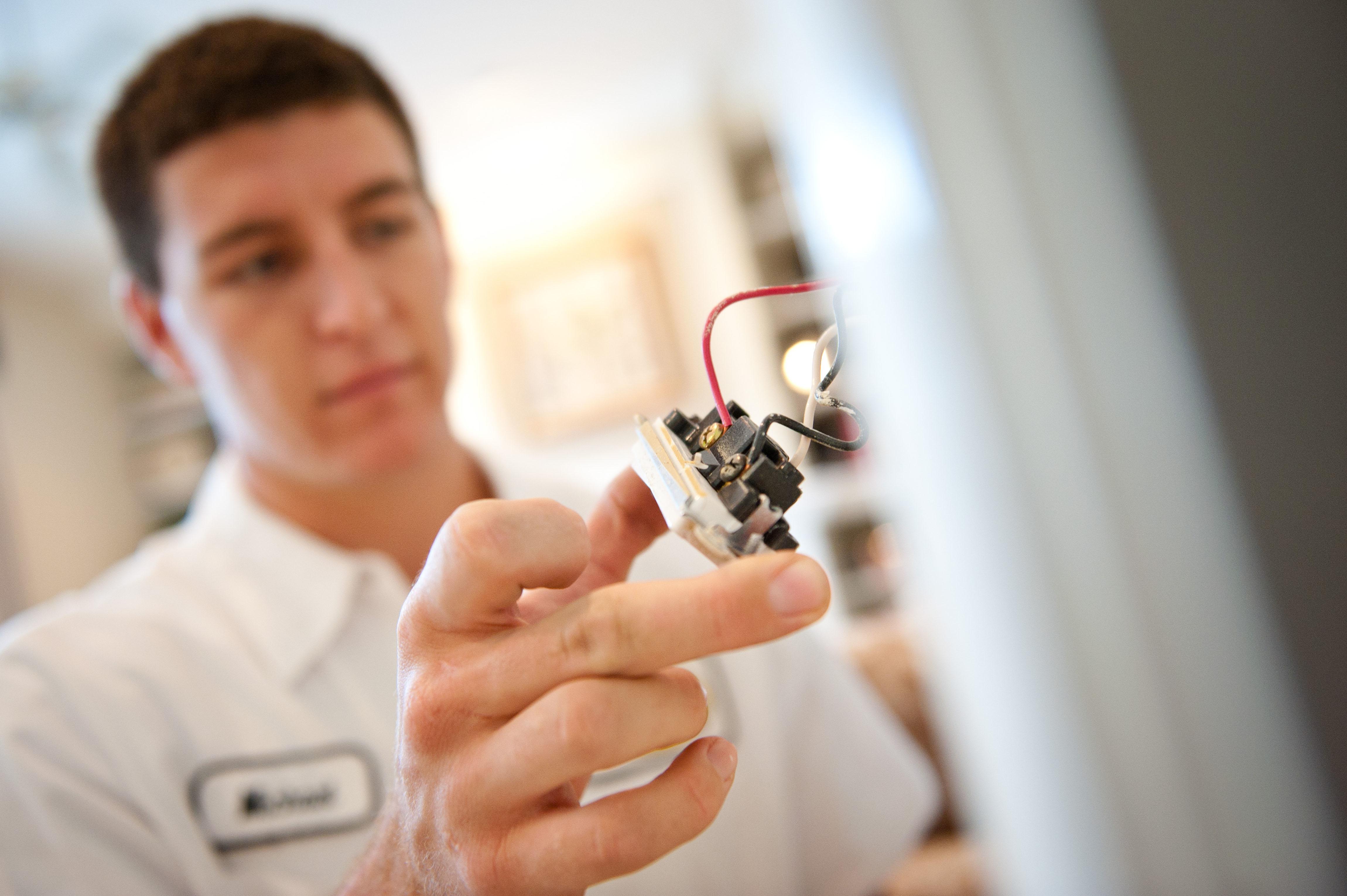 Mister Sparky Electrician Katy image 8