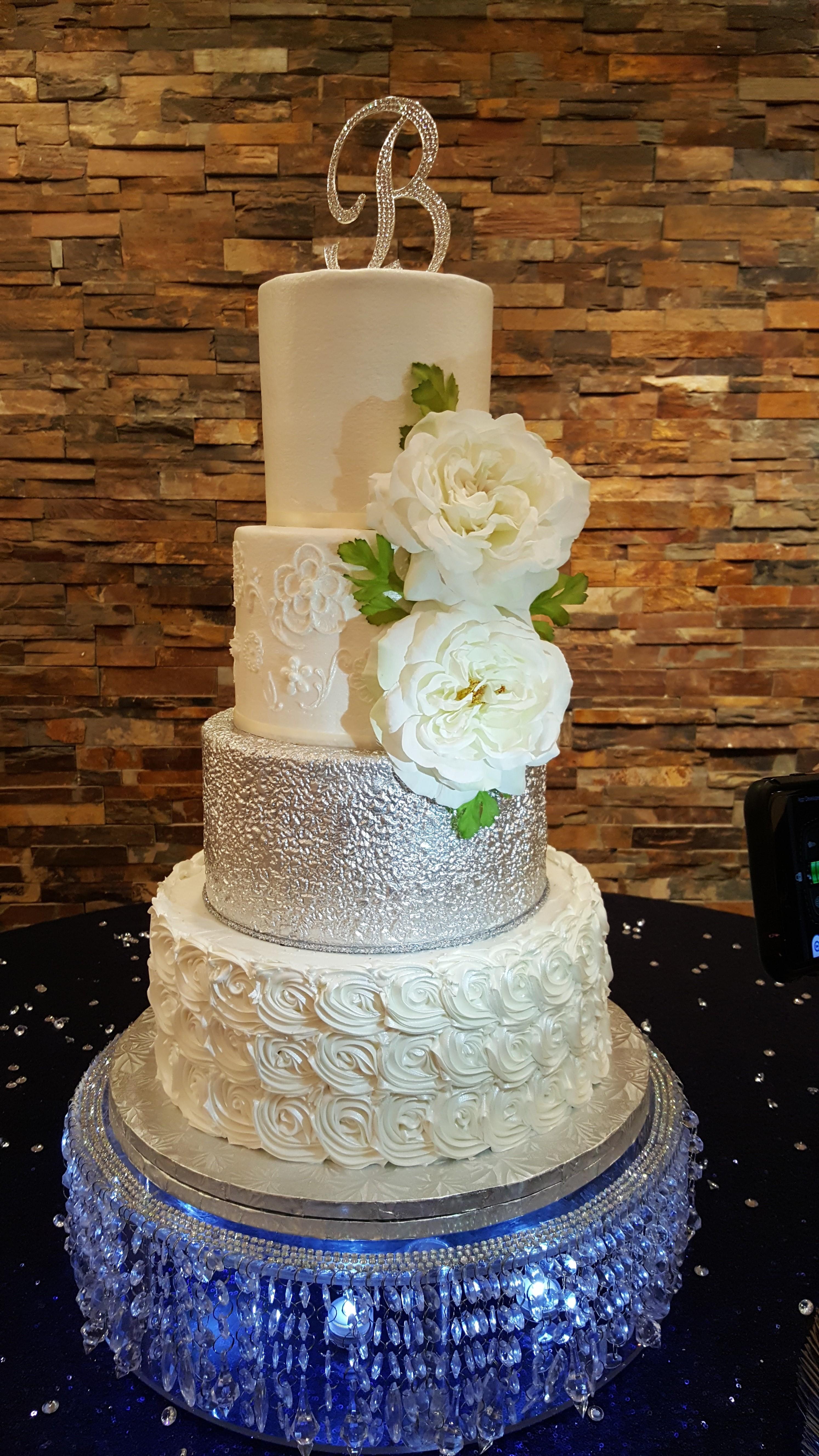 Wedding Cakes by Tammy Allen image 15