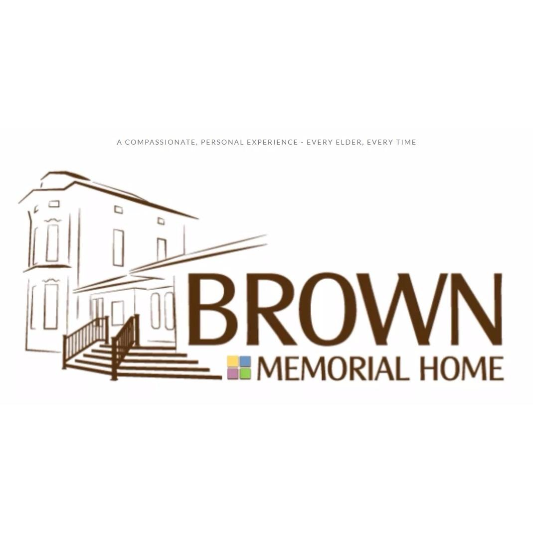 Brown Memorial Home, Inc. 158 E Mound St. Circleville, OH Nursing ...