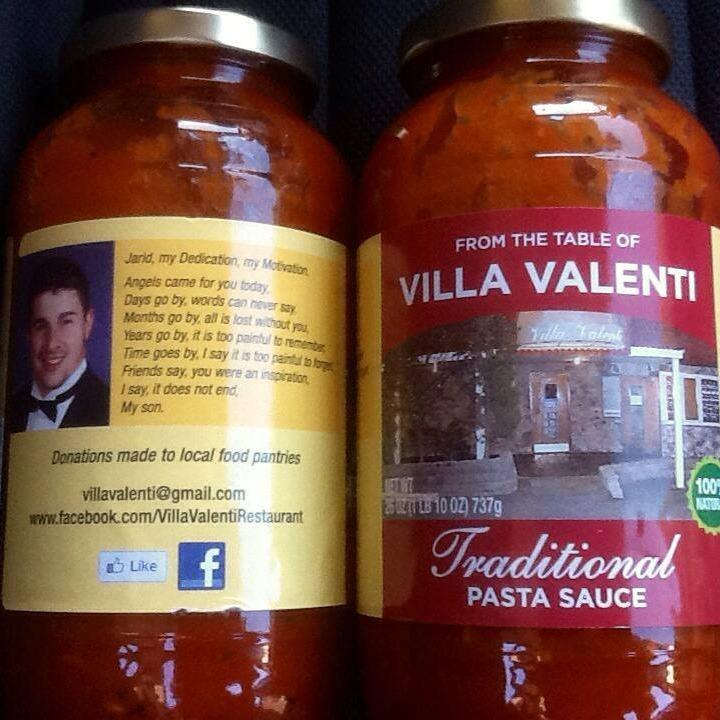 Villa Valenti Sauce - Averill Park, NY 12018 - (518)788-0713 | ShowMeLocal.com