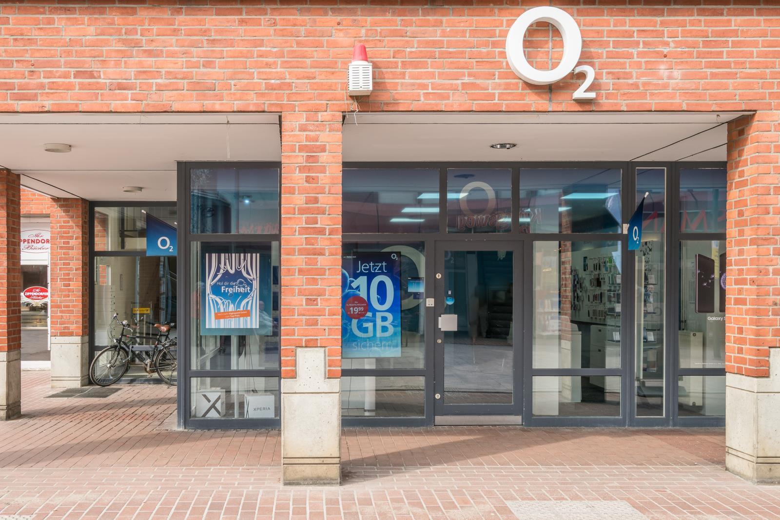 o2 Shop, Markttwiete 8 in Bad Schwartau