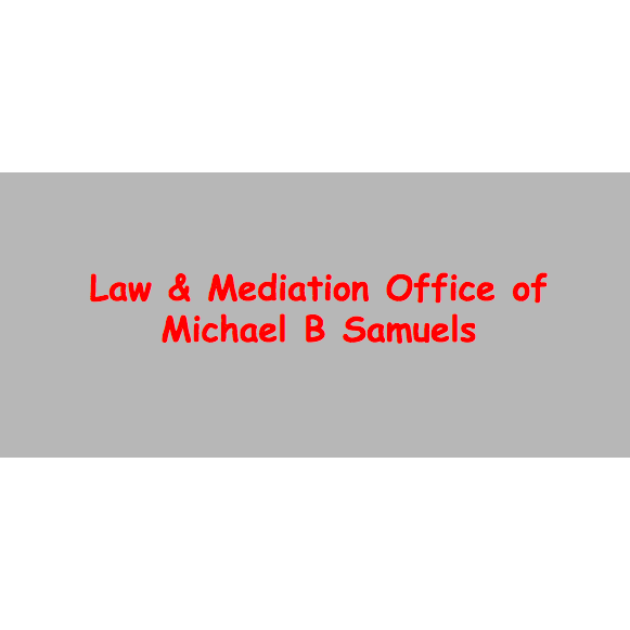 Law & Mediation Office Of Michael B Samuels