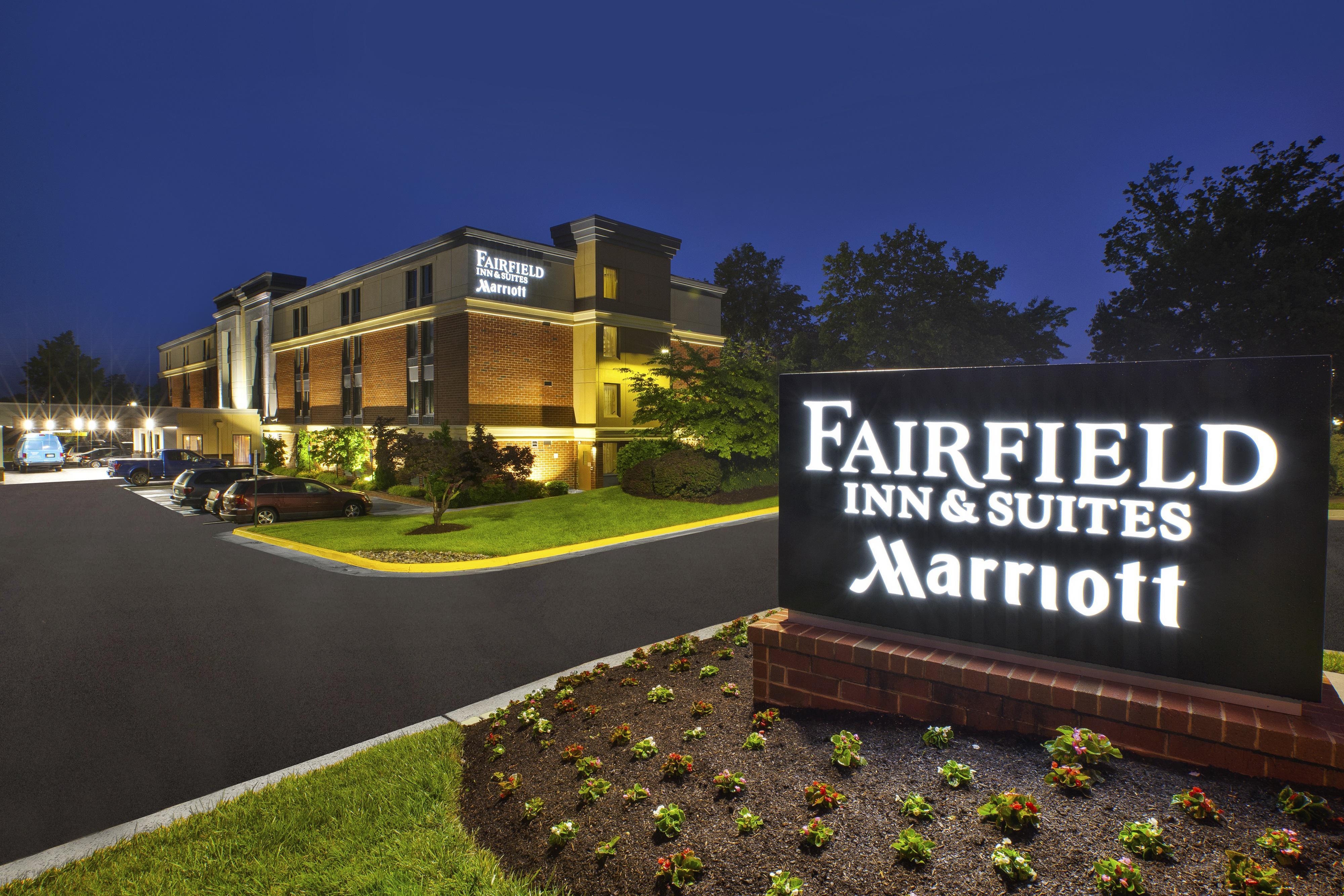 Fairfield Inn & Suites by Marriott Dulles Airport Herndon/Reston image 1