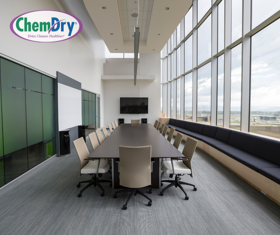 Airport Chem-Dry not only offers carpet and upholstery cleaning for homes, we also offer our services to commercial spaces.