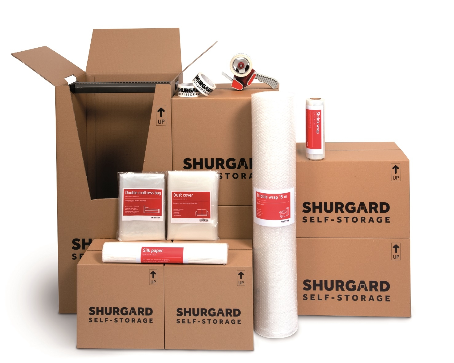 Shurgard Self Storage Bruxelles-Ouest