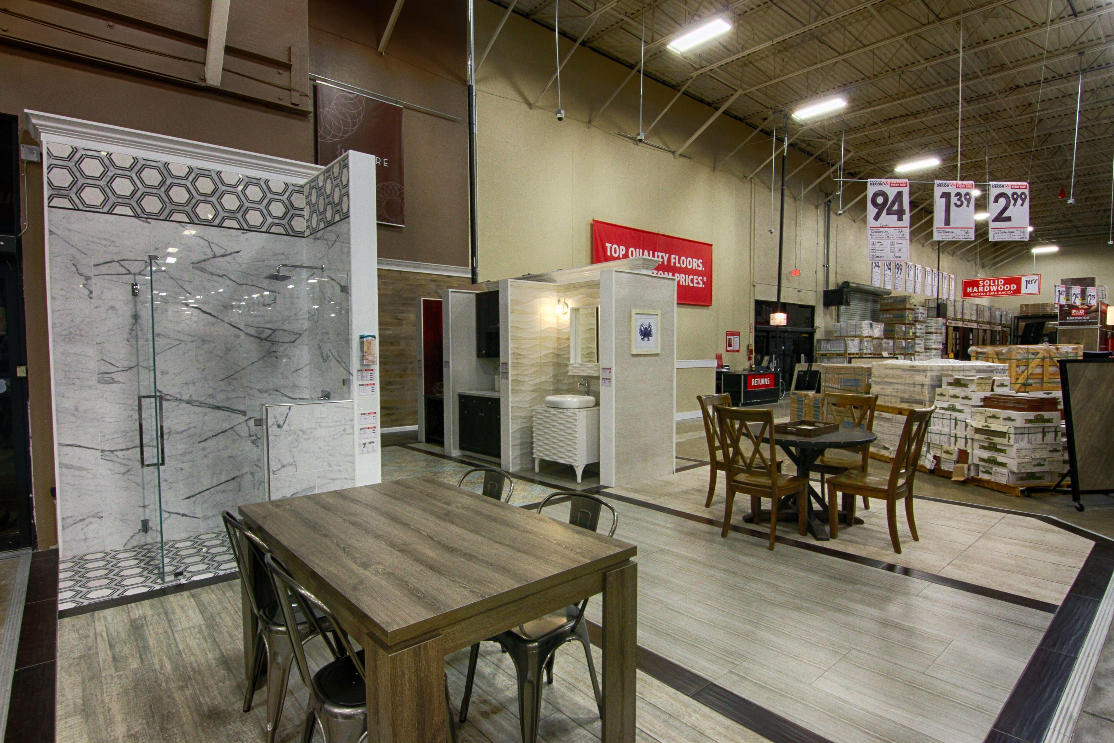 Floor Decor 10059 E Adamo Dr Tampa Fl Interior Decorators