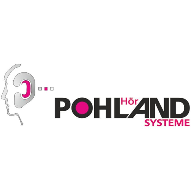 Logo von Pohland HörSysteme