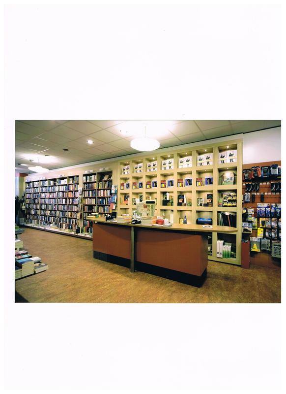 Van der Meulen's boekhandel