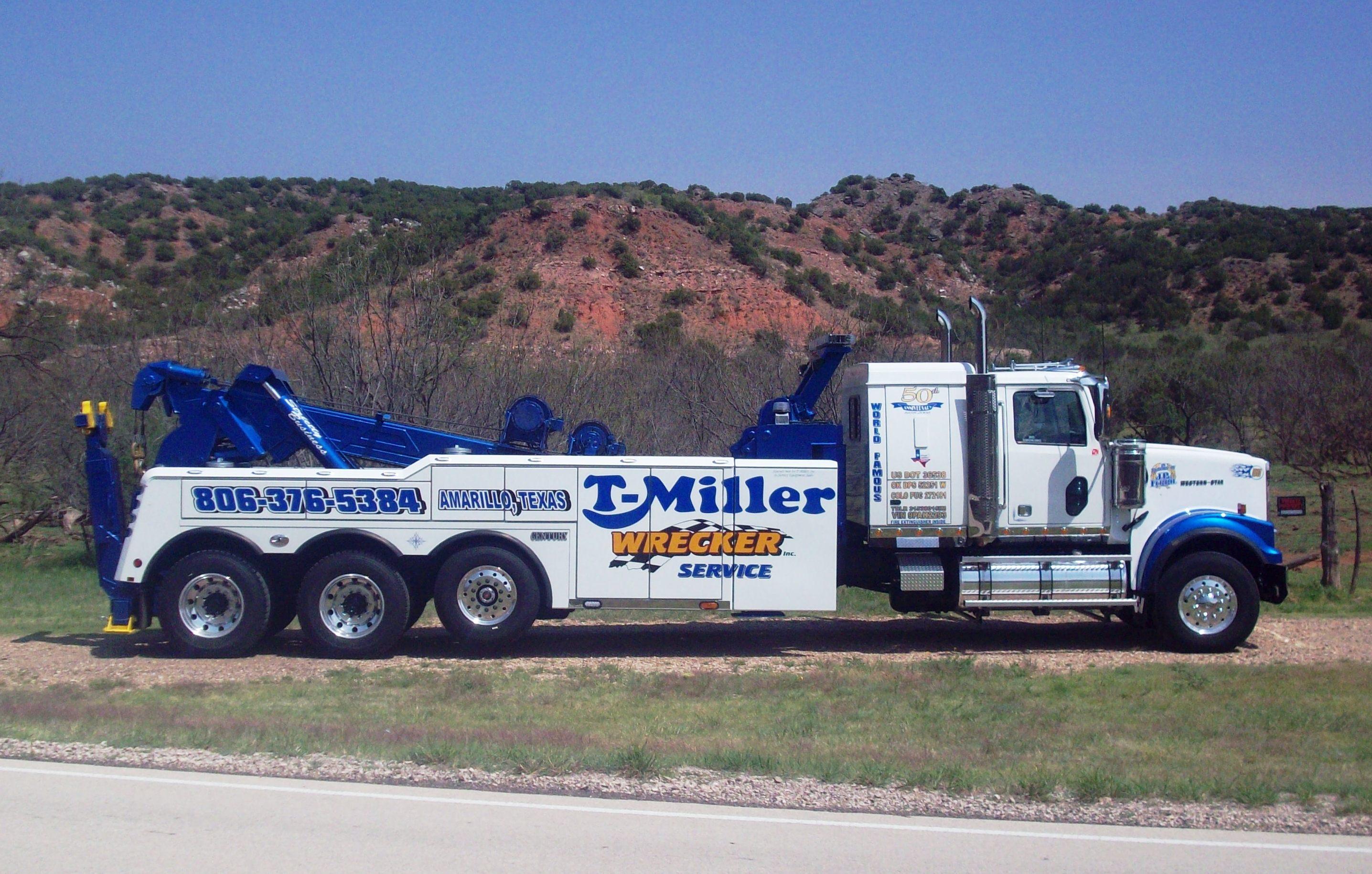 T Miller Wrecker Service image 1