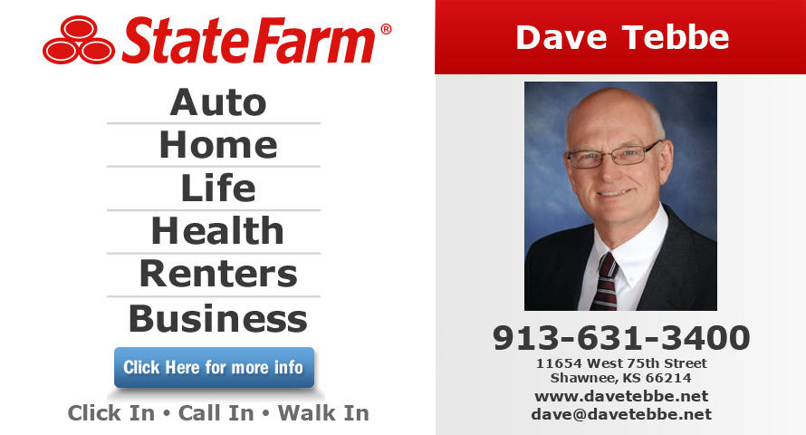 Dave Tebbe - State Farm Insurance Agent image 0
