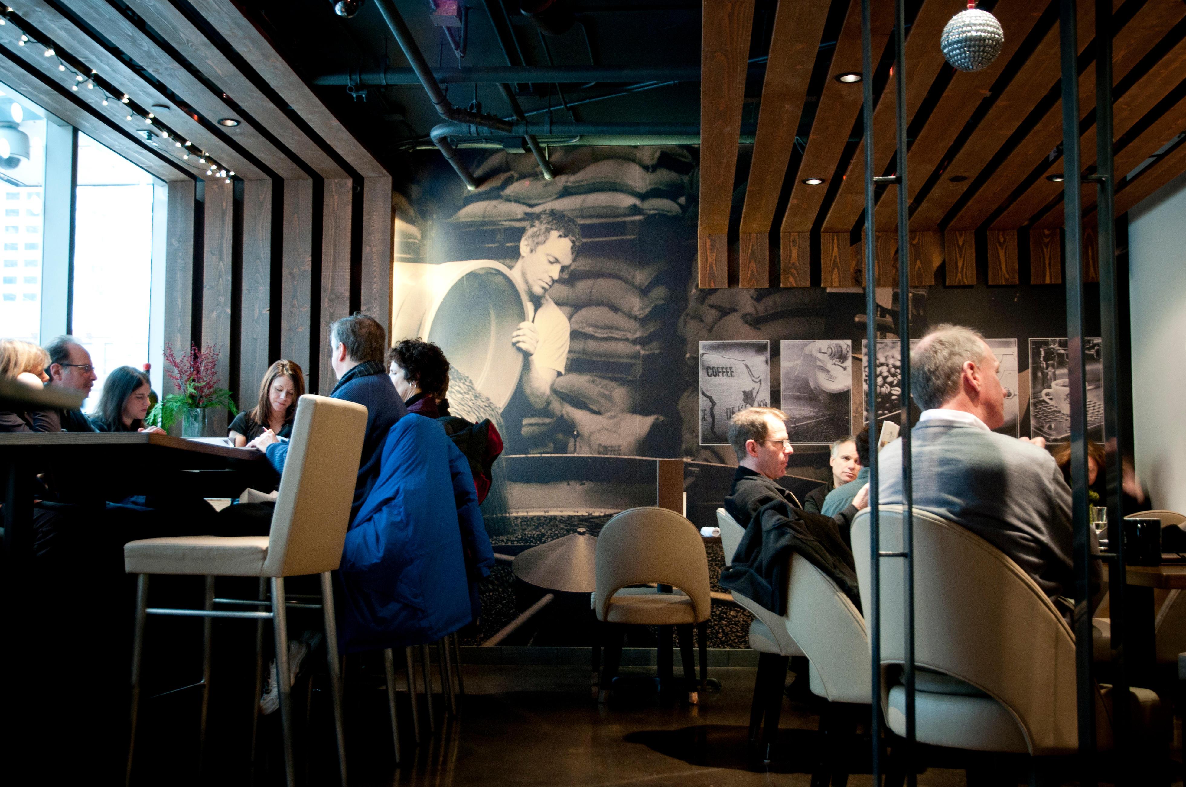 Fonté Café - Seattle
