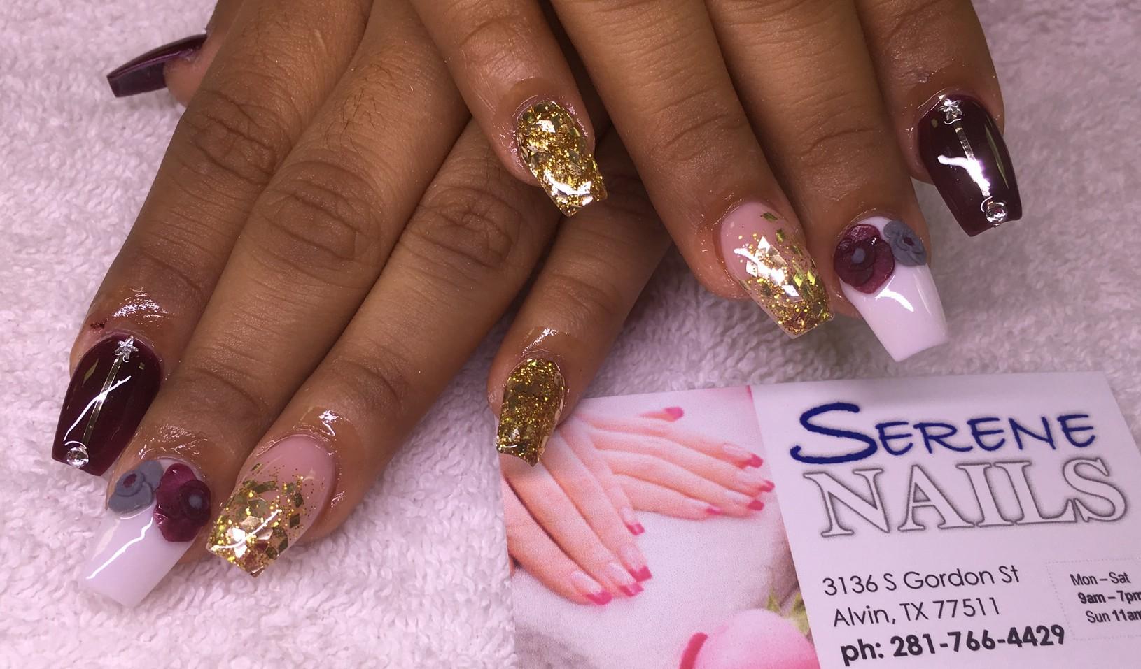 Serene Nails image 82