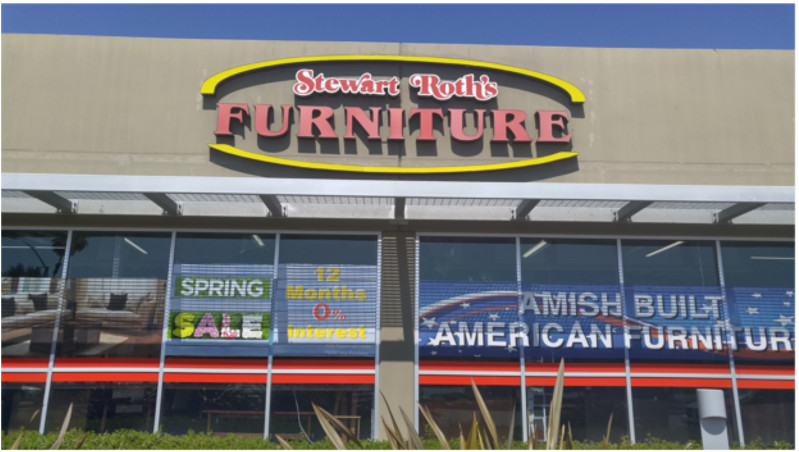 Stewart Roth Furniture At 18218 Euclid St Fountain Valley