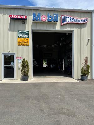 Joes Mobil Auto Repair Center