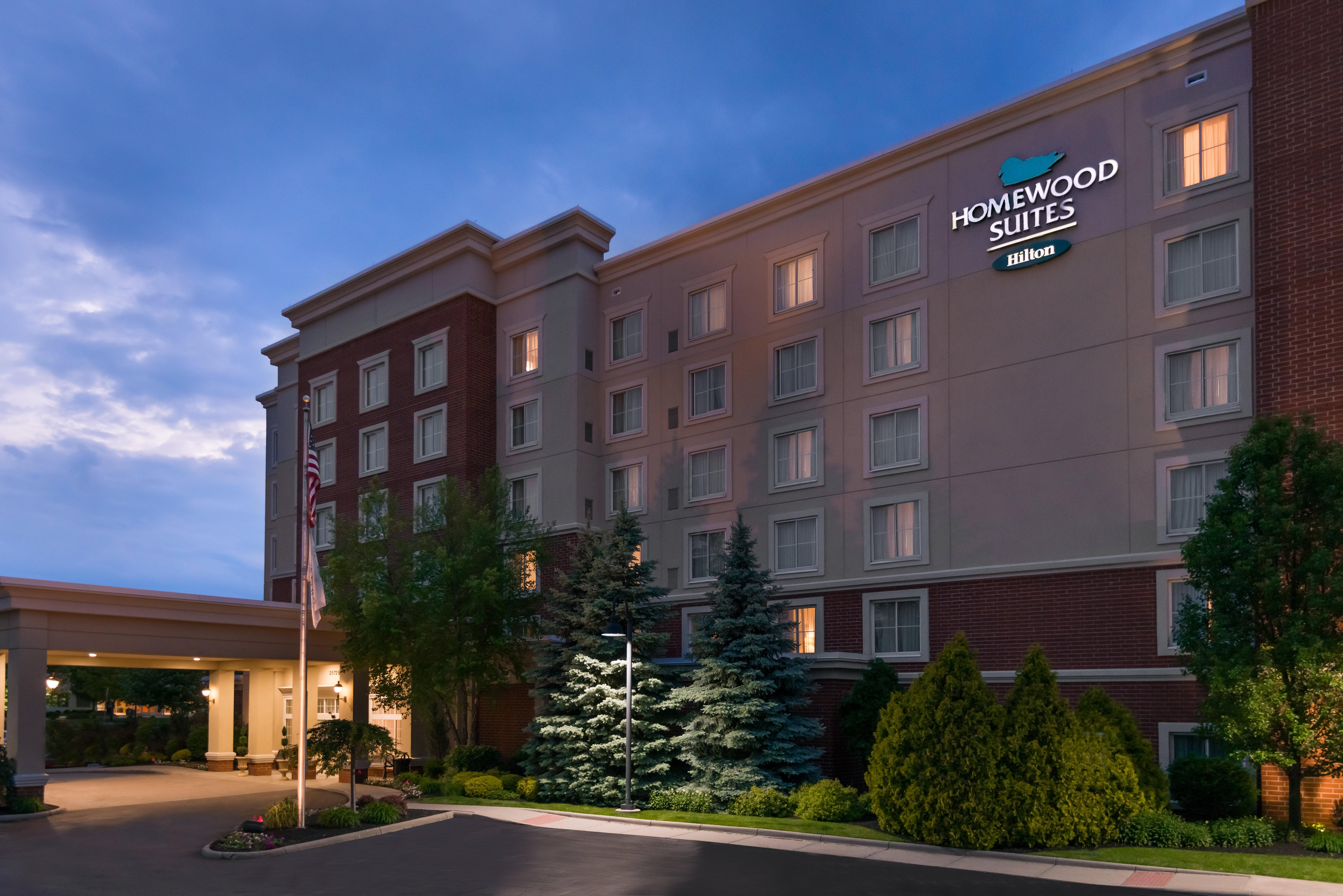 Homewood Suites by Hilton Cleveland-Beachwood image 0