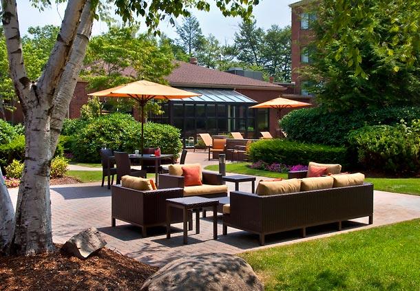 Courtyard by Marriott Boston Stoughton image 2