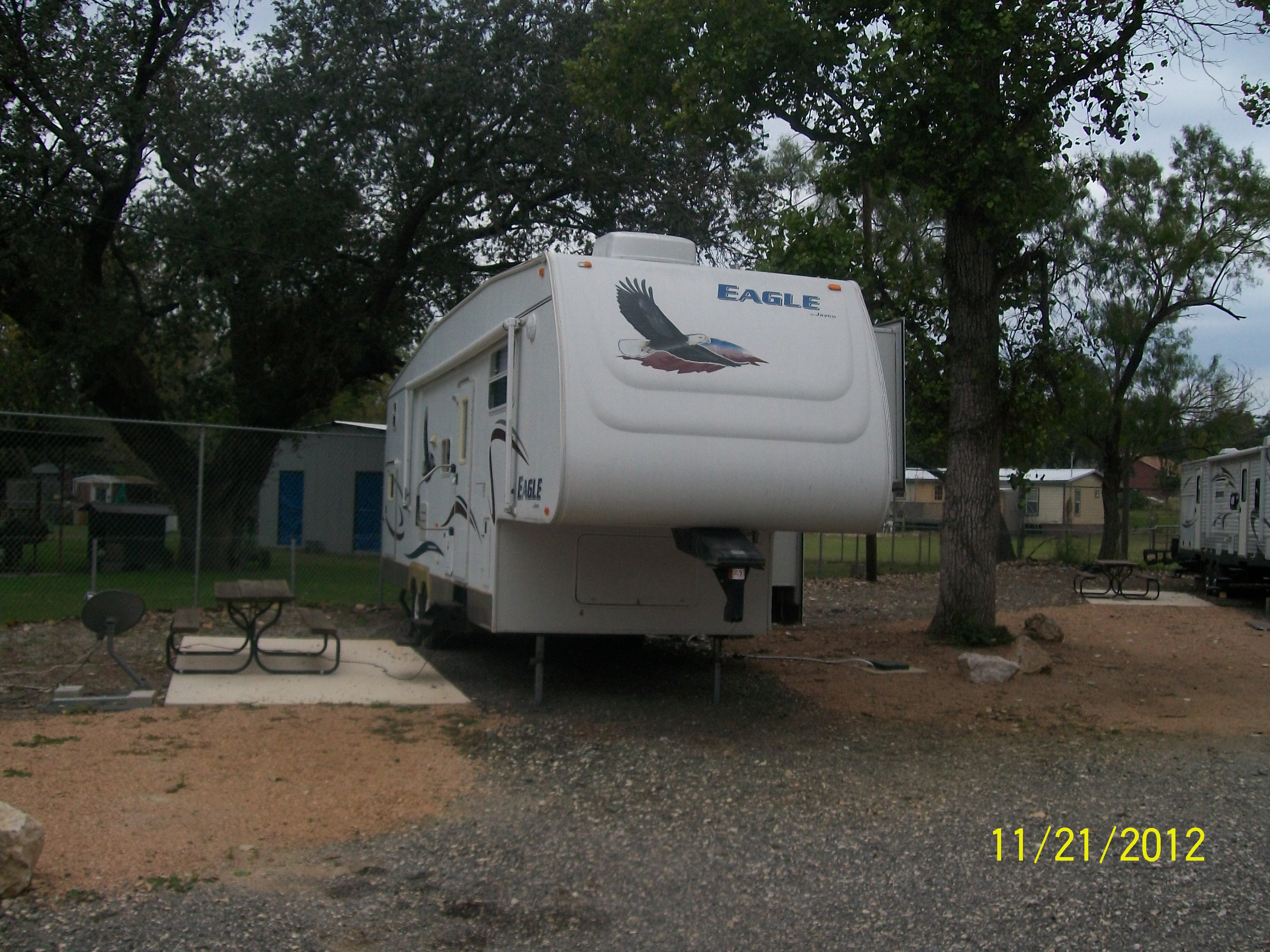 Martin Home RV Park In Pleasanton TX