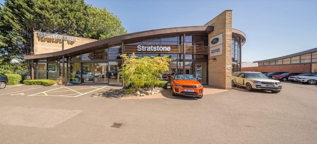 Stratstone Land Rover Aylesbury