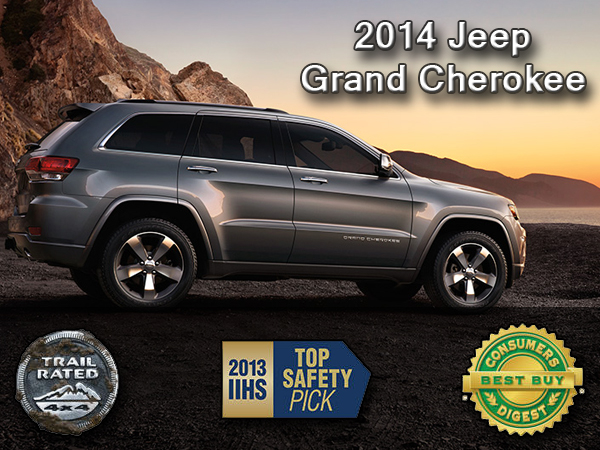 2014 Jeep Grand Cherokee For Sale Appleton, WI