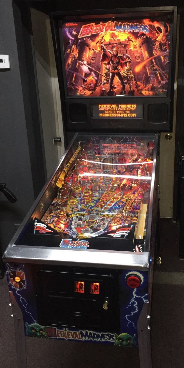 Sale Los Angeles For Pinball Machines