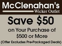 McClenahan's Wicker Outlet image 0