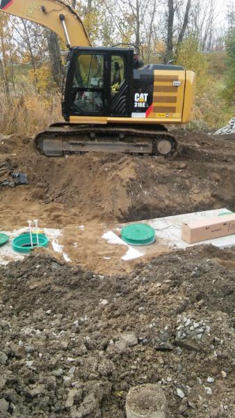 Claude Simard Excavation à Trois-Rivières