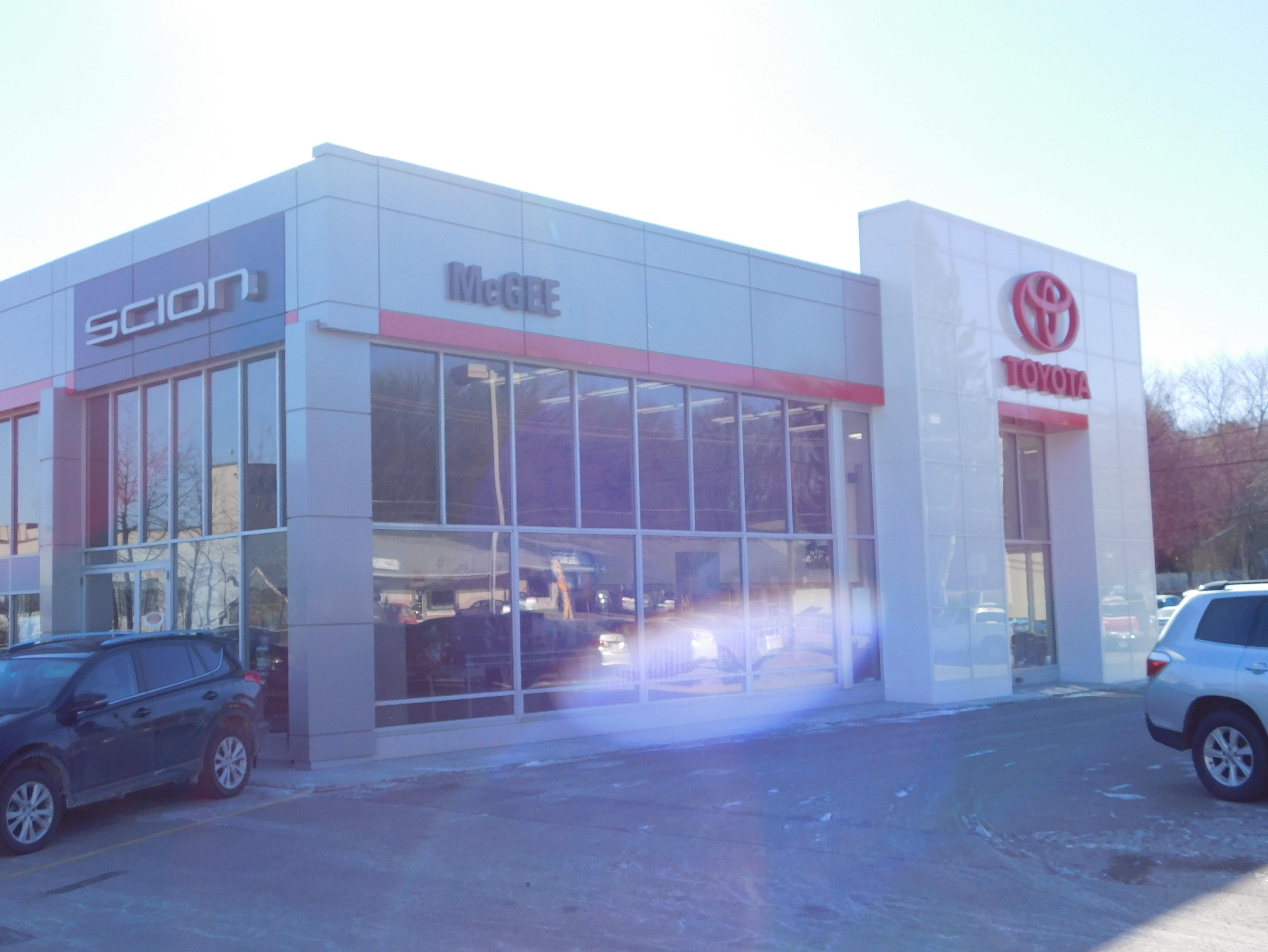 McGee Toyota of Dudley image 3