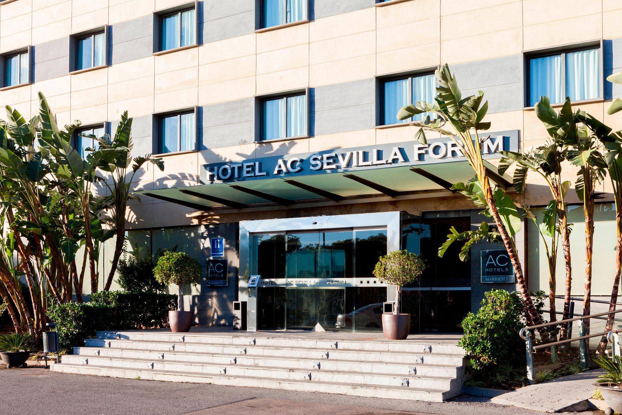 AC Hotel by Marriott Sevilla Forum