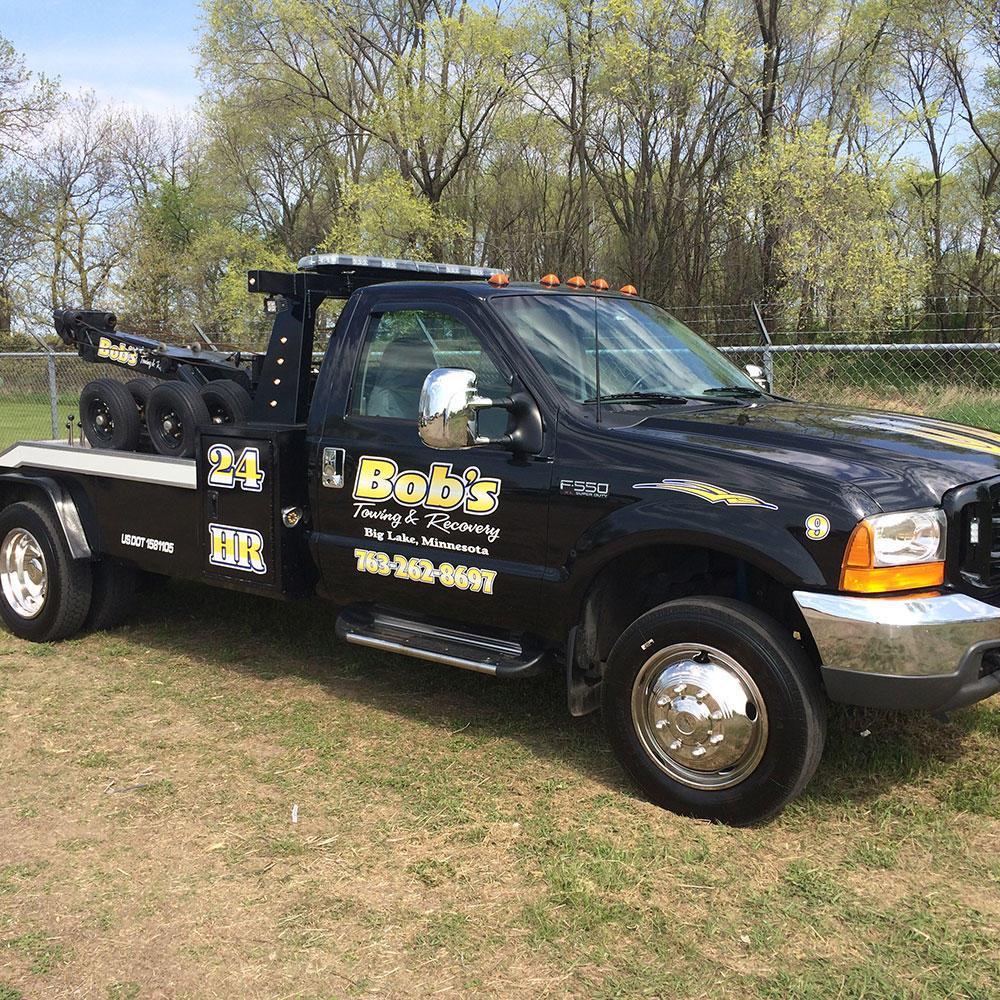 Bob's Towing & Recovery Inc. - Big Lake image 3